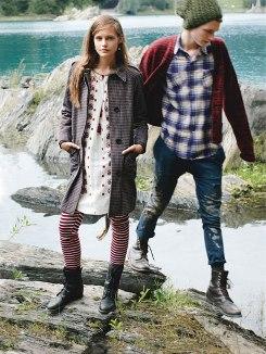 Дерзкий и «неформальный» стиль Grunge в одежде / Мода и стиль ...
