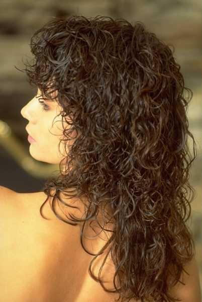 Фото мокрая химия на средних волосах