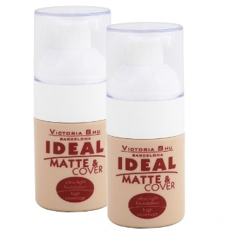 IDEAL MATTE COVER Victoria Shu