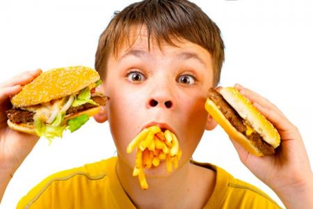 Здоровой пищи не существует