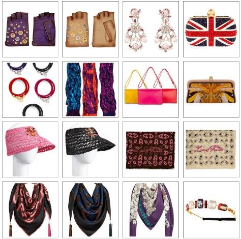 Модные аксессуары лета 2013 помогут их обладательнице выглядеть модно и свежо